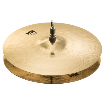 "SABIAN – HH 14"" FUSION HI-HAT CYMBALS – NATURAL FINISH"