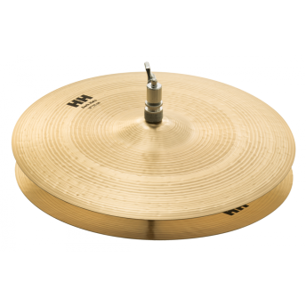 "SABIAN – HH 14"" DARK HI-HAT CYMBALS – NATURAL FINISH"