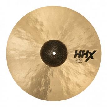 "Sabian 18"" HHX Complex Thin Crash Cymbal - 11806XCN"