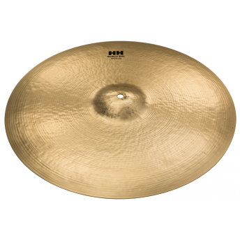"SABIAN – HH 20"" MEDIUM RIDE CYMBAL – NATURAL FINISH"