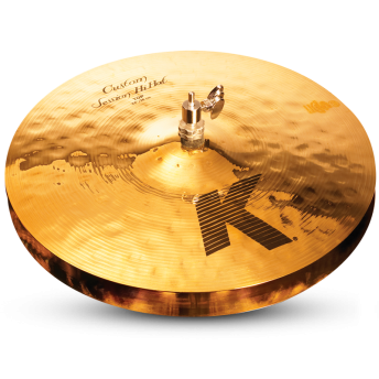 "Zildjian K0994 K Custom 14"" Session Top Cymbal"