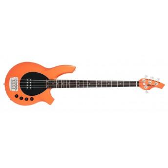 Music Man Bongo Bass HH - Tangerine Pearl - Rosewood