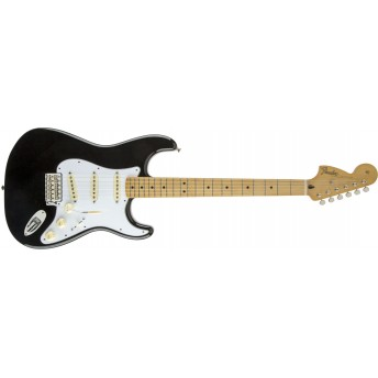 Fender Jimi Hendrix Stratocaster, Maple Fingerboard, Black