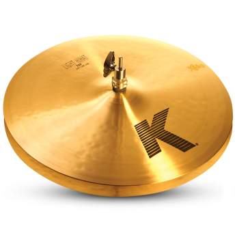 "Zildjian K0924 K Zildjian 15"" Light Top Cymbal"