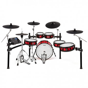 Alesis Strike Pro Special Edition Electronic Drum Kit with Mesh Heads - 16/STRIKEPRO/SE