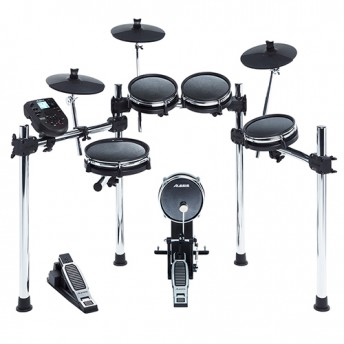 Alesis Surge Mesh Kit - 8-Piece Electronic Drum Kit with Mesh Heads