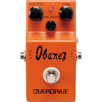 IBANEZ OD850 CLASSIC OVERDRIVE EFFECTS PEDAL