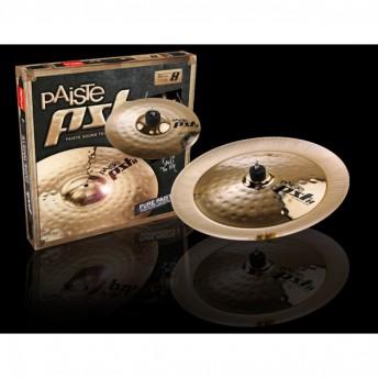 "PAISTE – PST8 EFFECTS PACK – 10"" SPLASH / 18"" CHINA"
