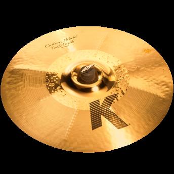 "Zildjian K0954 K Custom 19"" Hybrid Trash Smash Cymbal"