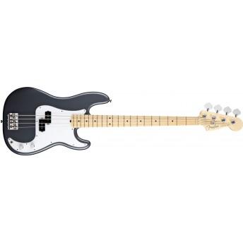 Fender American Standard Precision Bass, Maple Fingerboard, Charcoal