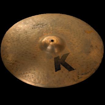 """Zildjian K0971 K Custom 21"""" Organic Ride Cymbal"""