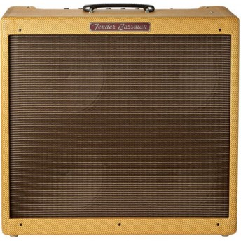"Fender - '59 Bassman LTD Tweed 4x10"" Combo Amplifier"