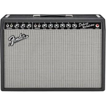 """Fender - '65 Deluxe Reverb 1x12"""" Jensen Speaker Combo Guitar Amp"""