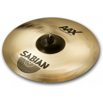 "SABIAN – AAX 18"" X-PLOSION CRASH CYMBAL – BRILLIANT FINISH"