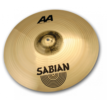 "SABIAN – AA 19"" METAL CRASH CYMBAL"
