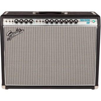 "Fender - '68 Custom Twin Reverb 2x12"" Combo Guitar Amplifier"