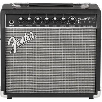 Fender - Champion 20 Combo Guitar Amplifier