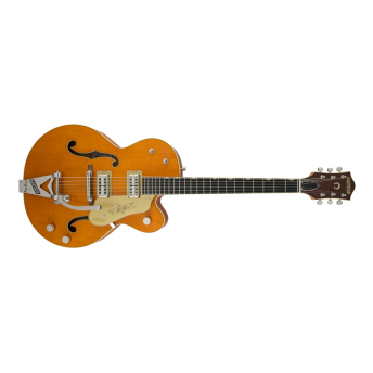 Gretsch - G6120T-59 Vintage Select Edition '59 Chet Atkins - Vintage Orange Stain Lacquer