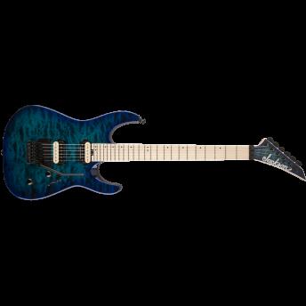 Jackson - Pro Series Dinky DK2QM Guitar - Chlorine Burst