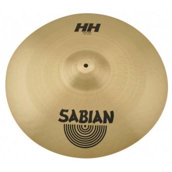 "SABIAN HH 20"" ROCK RIDE CYMBAL BRILLIANT FINISH - 12049B"
