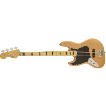 Squier Vintage Modified Jazz Bass '70s Left-Handed Maple Fingerboard Natural
