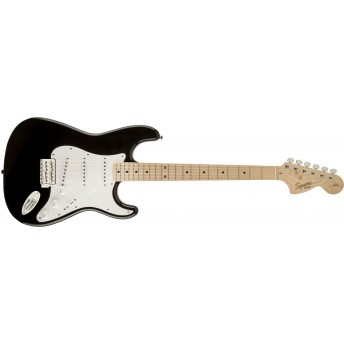 Squier Affinity Series Stratocaster Maple Fingerboard Black