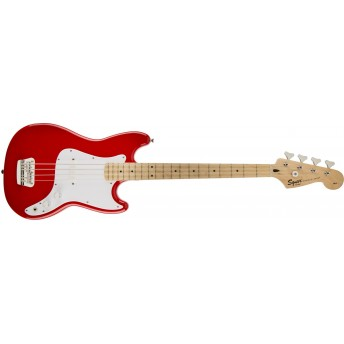 Squier Bronco Bass Maple Fingerboard Maple Fingerboard Torino Red