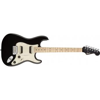 Squier Contemporary Stratocaster HH Maple Fingerboard Black Metallic