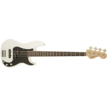 Squier Affinity Series Precision Bass PJ Laurel Fingerboard Olympic White