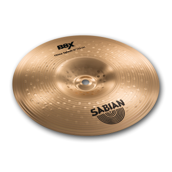 "SABIAN – B8X 10"" CHINA SPLASH CYMBAL – NATURAL FINISH"