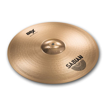 "SABIAN – B8X 18"" THIN CRASH CYMBAL – NATURAL FINISH"