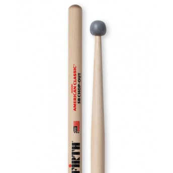 VIC FIRTH – 5BCO AMERICAN CLASSIC® SPECIALTY 5B CHOP-OUT DRUM STICKS