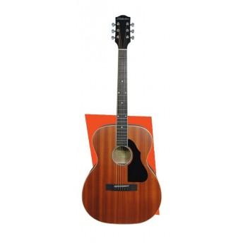 Silvertone 000 Orchestra Mahogany Acoustic Guitar