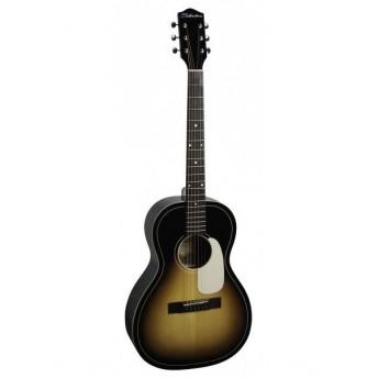 Silvertone Solid Top Parlour AVS Acoustic Guitar