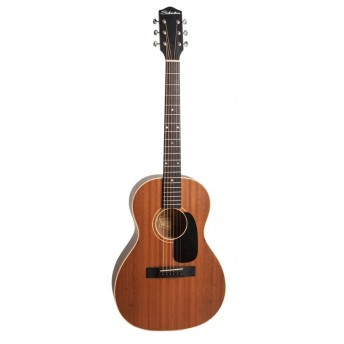 Silvertone Parlour Mahogany Acoustic Guitar