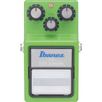 IBANEZ – TS9 TUBE SCREAMER OVERDRIVE PEDAL