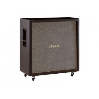 Marshall MHW-1960BHW 4x12 Handwired 1960 Straight Guitar Speaker Cabinet