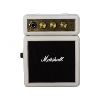MARSHALL – MS-2W – MS-2 MICRO STACK IN WHITE