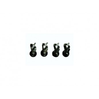 MARSHALL – PACK-00050 – SET OF 4 MARSHALL CASTORS ( NO SOCKETS )