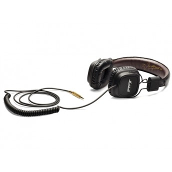 MARSHALL – MAJOR HEADPHONES – BLACK