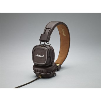MARSHALL –  MAJOR MKII HEADPHONES – BROWN