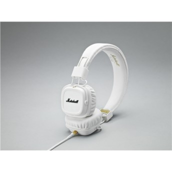 MARSHALL –  MAJOR MKII HEADPHONES – WHITE