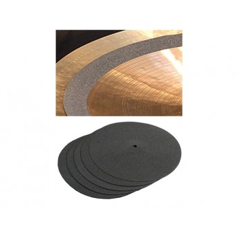 "HARDCASE – 19"" CYMBAL PROTECTORS – PACK OF 5"