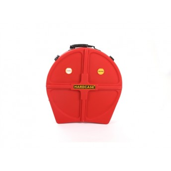 """HARDCASE – 22"""" CYMBAL CASE RED – HOLDS 9 CYMBALS"""