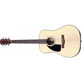 Fender CD-100 Left-Handed Acoustic Guitar, Natural