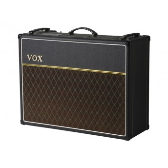 "VOX – AC15 CUSTOM 15W 2X12"" GUITAR AMPLIFIER COMBO W/GREENBACKS"