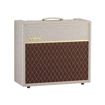 "VOX – AC15 HAND WIRED 15W 1X12"" GUITAR AMPLIFIER COMBO W/ALNICO BLUE"