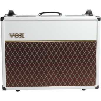 "VOX – AC30 CUSTOM WHITE BRONCO 30W 2X12"" GUITAR AMP COMBO W/GREENBACKS [LIMITED EDITION]"