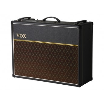 "VOX – AC30 CUSTOM 30W 2X12"" GUITAR AMPLIFIER COMBO W/ALNICO BLUES"