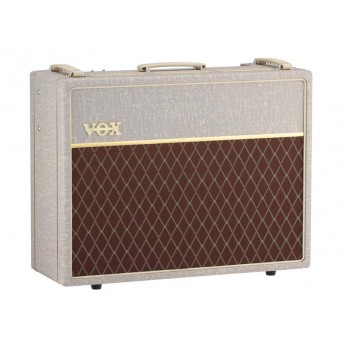 "VOX – AC30 HAND WIRED 30W 2X12"" GUITAR AMPLIFIER COMBO W/GREENBACKS"